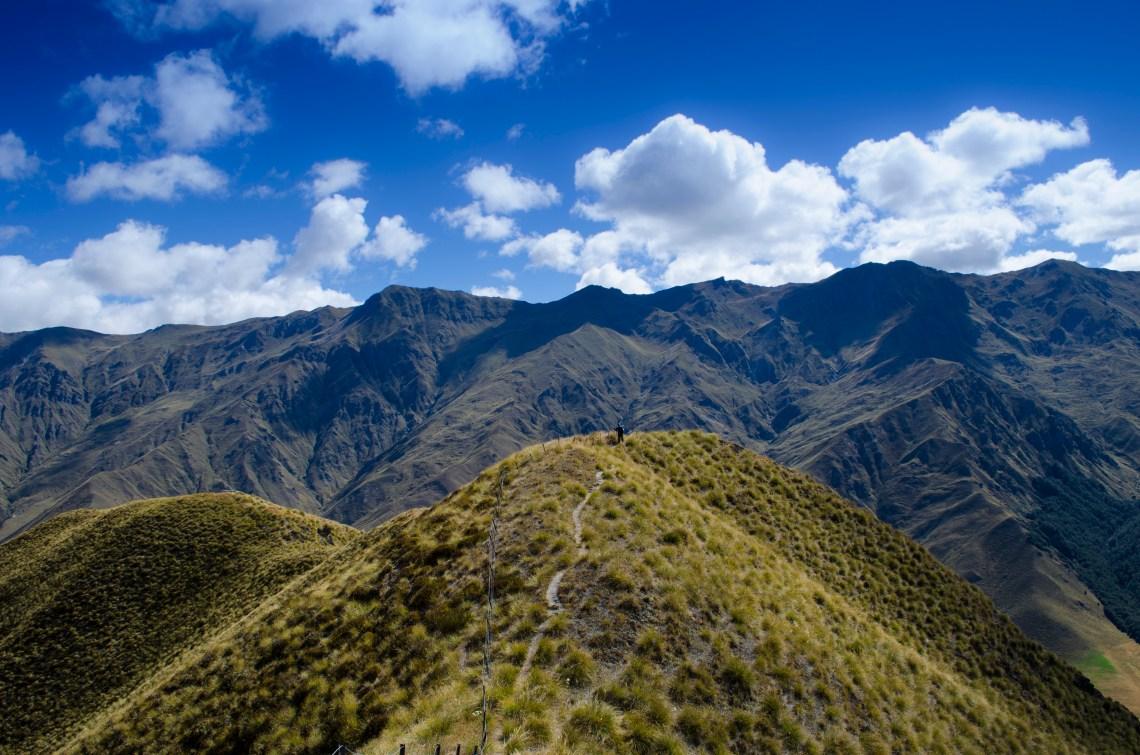 Góry, Nowa Zelandia