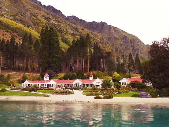 Walter Peak Station - Wakatipu Lake - Otago - New Zealand - © Claire Blumenfeld