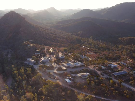Arkaroola Village - Arkaroola Wilderness Sanctuary - South Australia - © Claire Blumenfeld