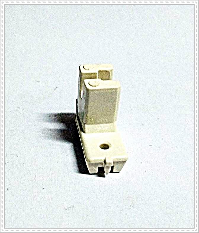 Calcador de zíper invisível plástico – Pereira Point das