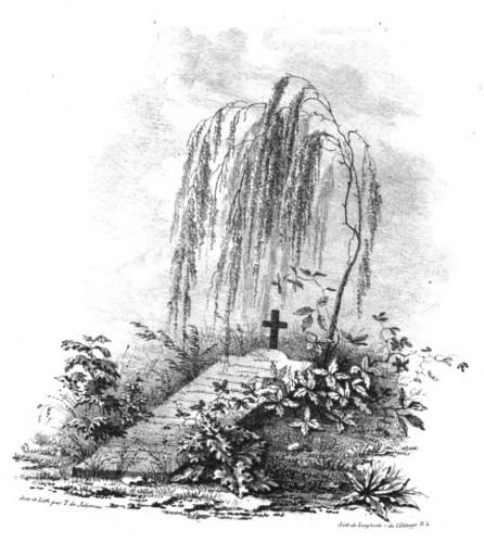 Père-Lachaise Baculard d'Arnaud