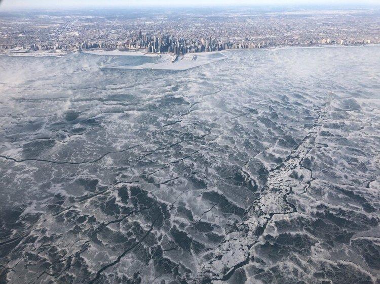 Lake Michigan Frozen 2019.JPG