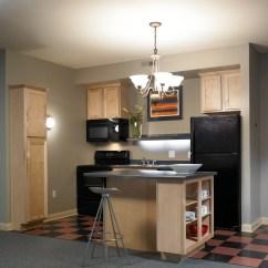 Oak Kitchen Islands Knife Sharpener Woodland Avenue Brickstone — Perennial Properties