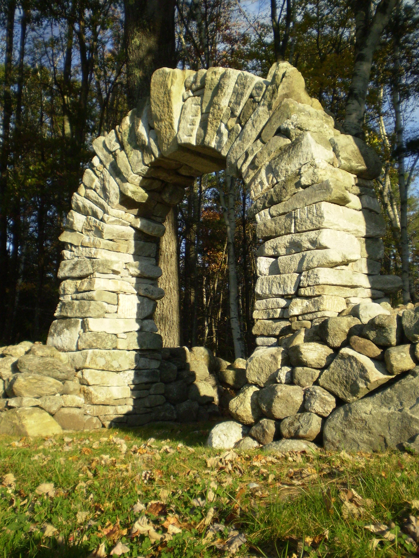 Maine Stonework Masonry Hardscaping  Perennial Stone