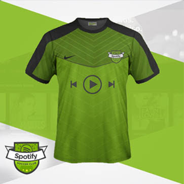 Spotify-FC-Football-Kit