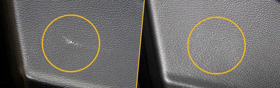 ремонт пластика автомобиля