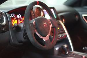 Перешив руля Nissan GTR