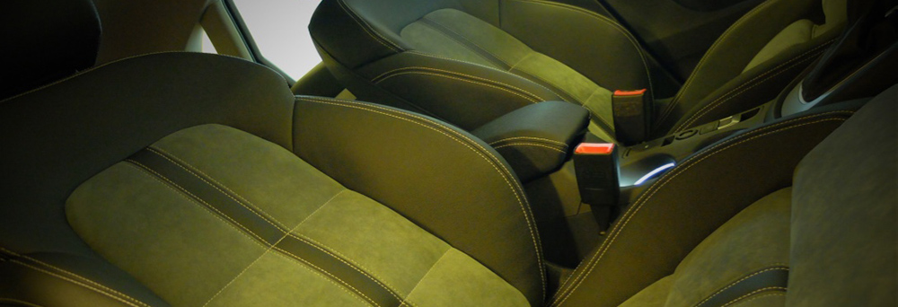 салона Audi Q3 под S-Line