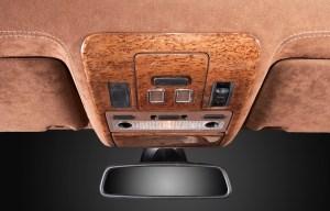 Перетяжка салона Land Rover
