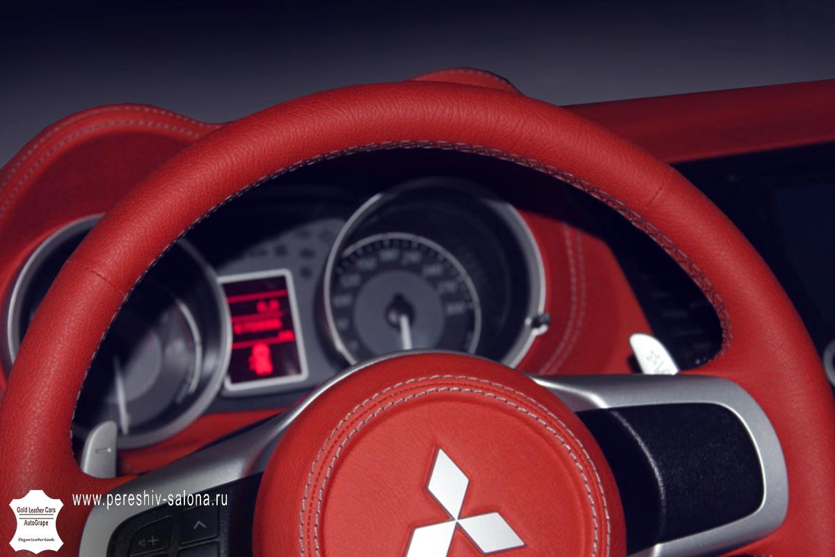 Перетяжка руля Mitsubishi Evolution