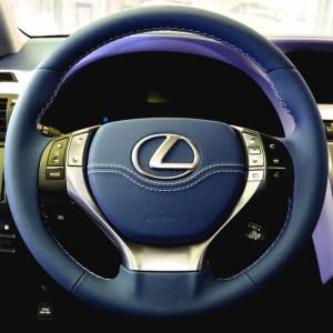 Перетяжка руля Lexus