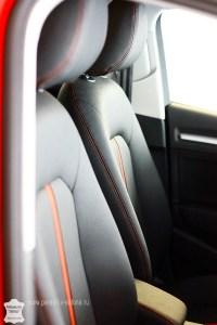 Перешив салона - Audi A3