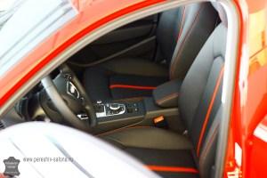 Перешить салон Audi A3