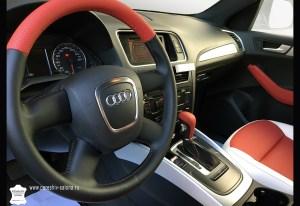 Перетяжка руля Audi Q5