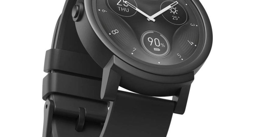Ticwatch S smartwatch, posiblemente, la mejor oferta