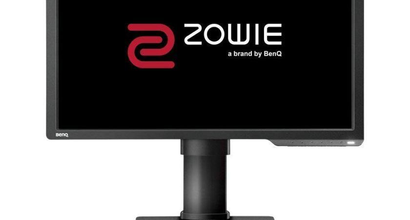 BenQ XL2411P ZOWIE de 24″, ¿competencia real para el monitor HP 22w?