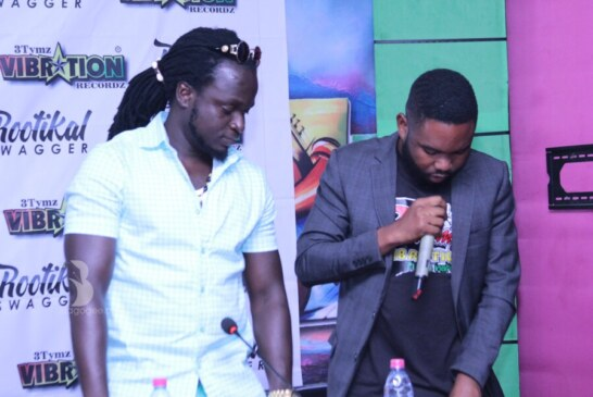 Rootikal Swagger signs a 5 year contract with 3 Tymz Vibration Record