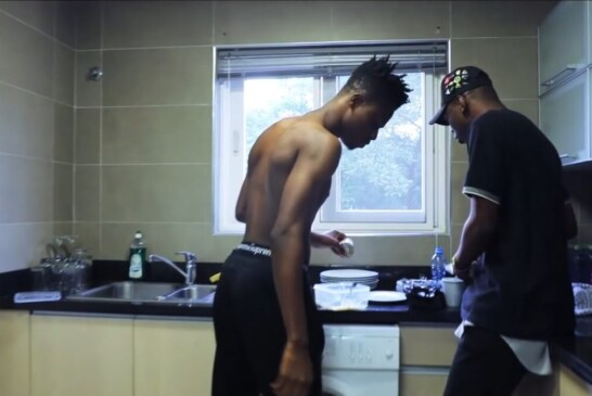 Kwesi Arthur – The Anthem (Official Video)