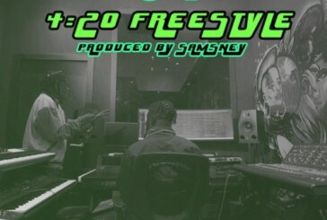 O.V – 4:20 (Freestyle) (Prod. by Samsney)