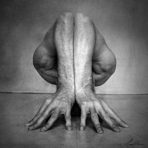 Louis Blanc, photographe, le Michel-Ange du corps photographique