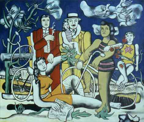 Fernand-Leger-Leisure