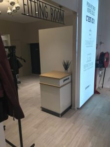 Boutique Pimkie 1 Centre Commercial MUSE Metz - PEREZ Carrelages & Marbrerie - Augny 57685