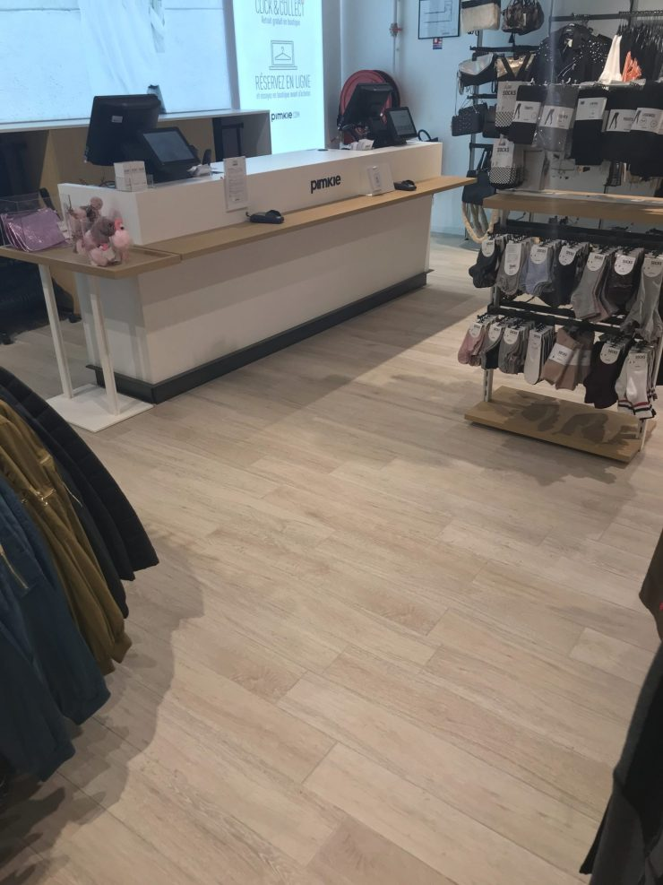 Boutique Pimkie 2 Centre Commercial MUSE Metz - PEREZ Carrelages & Marbrerie - Augny 57685