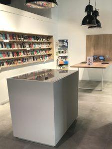 Boutique iFon Assist 2 Centre Commercial MUSE Metz - PEREZ Carrelages & Marbrerie - Augny 57685