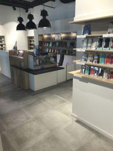 Boutique iFon Assist 5 Centre Commercial MUSE Metz - PEREZ Carrelages & Marbrerie - Augny 57685