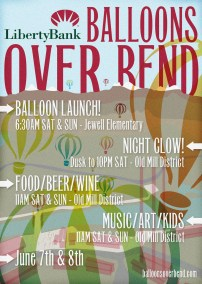 balloons-over-bend-poster