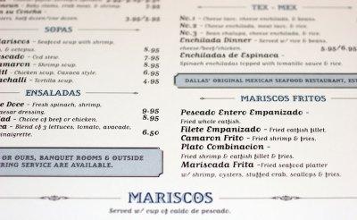 la-calle-doce-menu