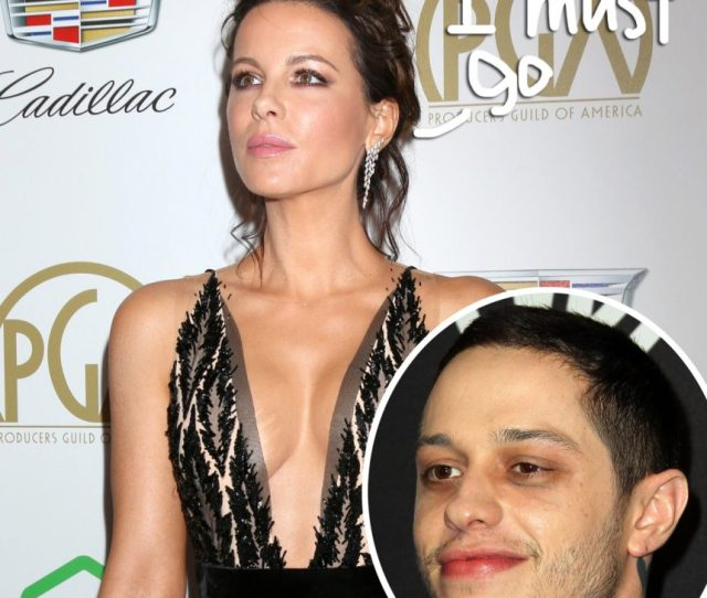 Kate Beckinsale Deletes All Her Instagram Posts Is She Pulling A Pete Davidson