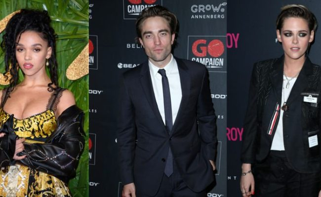 Robert Pattinson Says He Is On Good Terms With Exes Fka