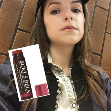 Anna Kendrick Favorite drugstore beauty products