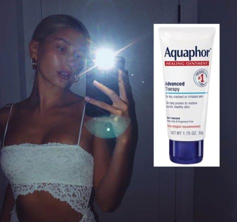 Hailey Bieber Favorite drugstore beauty products