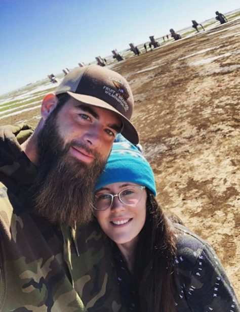 Jenelle Evans and David Eason are still together