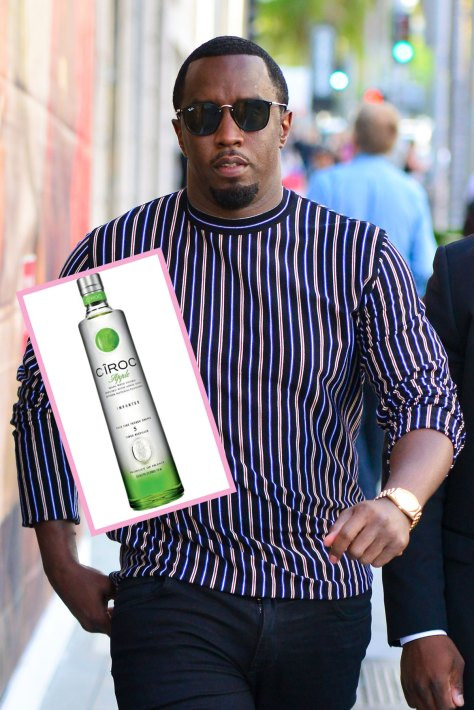 Celeb alcohol brands