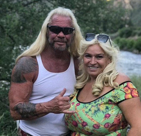 Dog The Bounty Hunter talks life after Beth Chapman