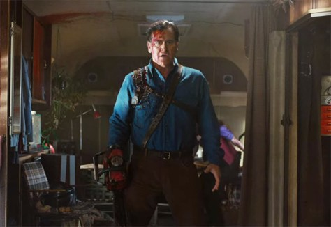 Ash VS Evil Dead scary TV shows 2019