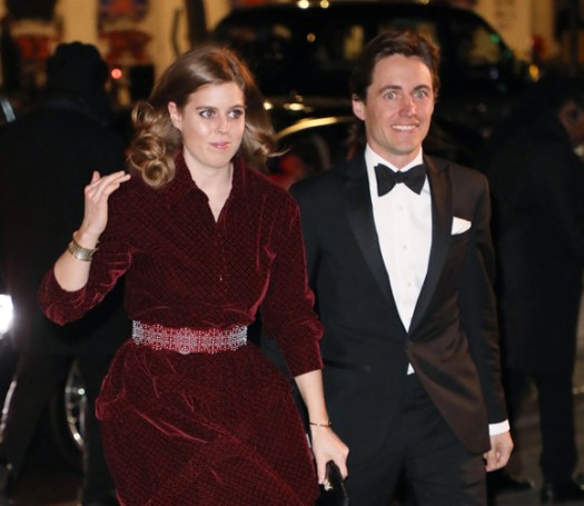 Edoardo and Beatrice