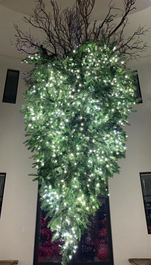 Kardashian Christmas Party highlights