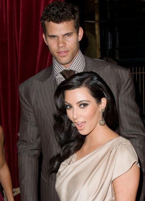 Kim Kardashian Kris Humphries celeb scandals 2010s