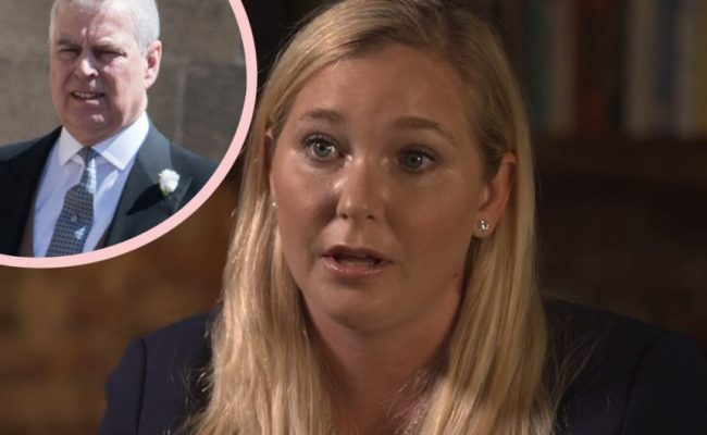 Prince Andrew Accuser Is Calling Bs On Duke S