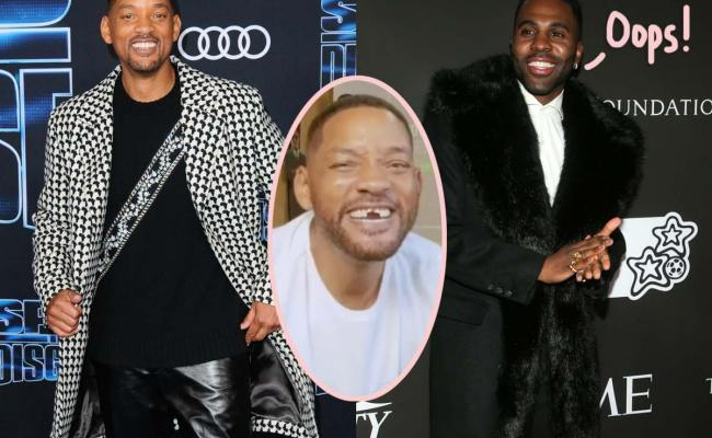 Whoa Jason Derulo Knocks Out Will Smith S Teeth Out In