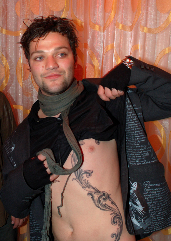 Bam Margera in happier times