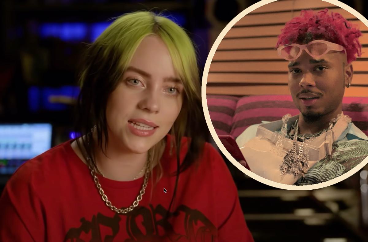 Billie Eilish's Secret Boyfriend & Painful Breakup Revealed In Documentary!  - Perez Hilton - CURRENTNEWSTV.IN