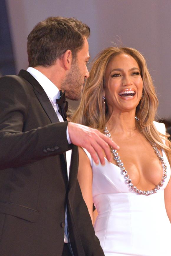 Ben Affleck Jennifer Lopez Venice 3