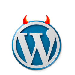 Wordpress_logo_horns