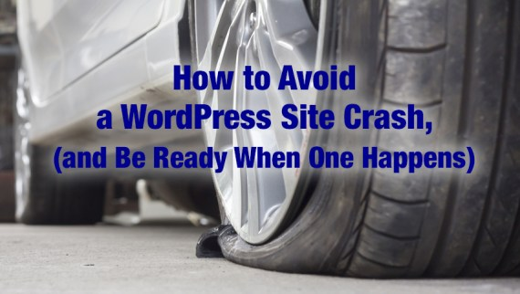 How to Avoid a WordPress Site Crash