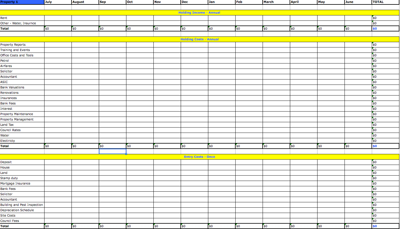 Set Up Excel Spreadsheet Template Spreadsheets